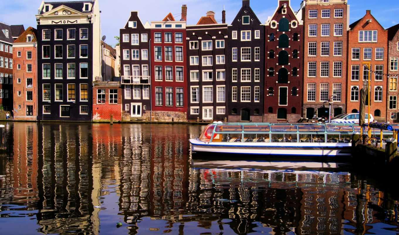 amsterdam, нидерланды, город, тур, berlin, nederland,