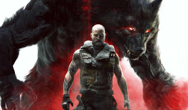 апокалипсис, werewolf, earthblood, game, который