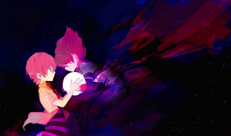 anime, eleven, inazuma, boy, anim