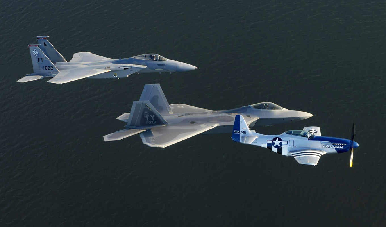 aircraft, military, eagle, mustang, war, airplane, planes, free, desktop,