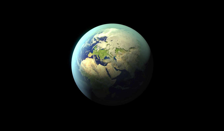 земля, планета, пейзажи, планеты, космос, картинка, картинку,