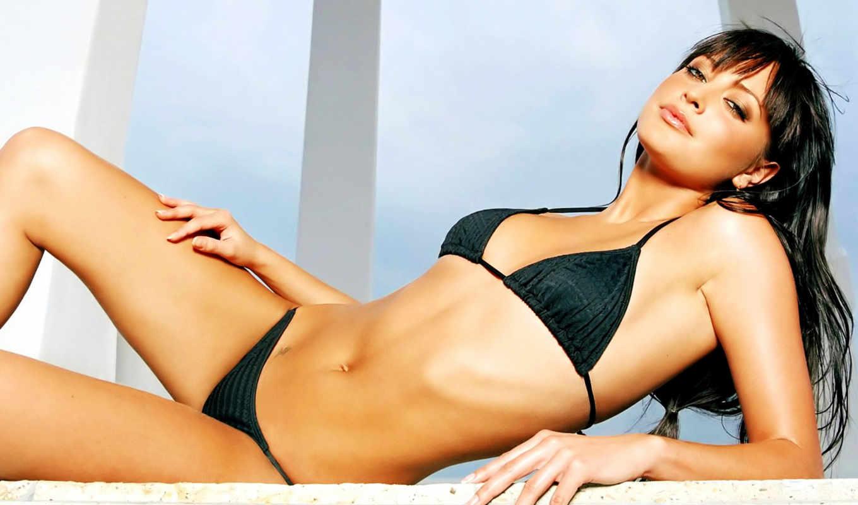 valance, holly, bikini, hot, девушки, tv, девушка,