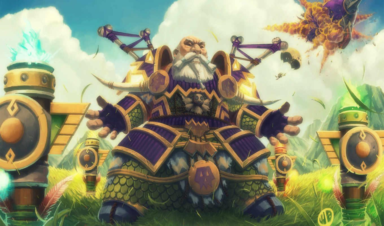 wow, warcraft, шаман, world, гном, hunter,