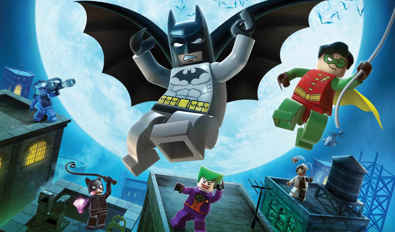 disney, lego, jogos, batman, jogo, online, cartoon,