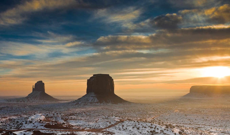 пустыня, sun, утро, скалы, подборка, девушек, красивых, arizona,