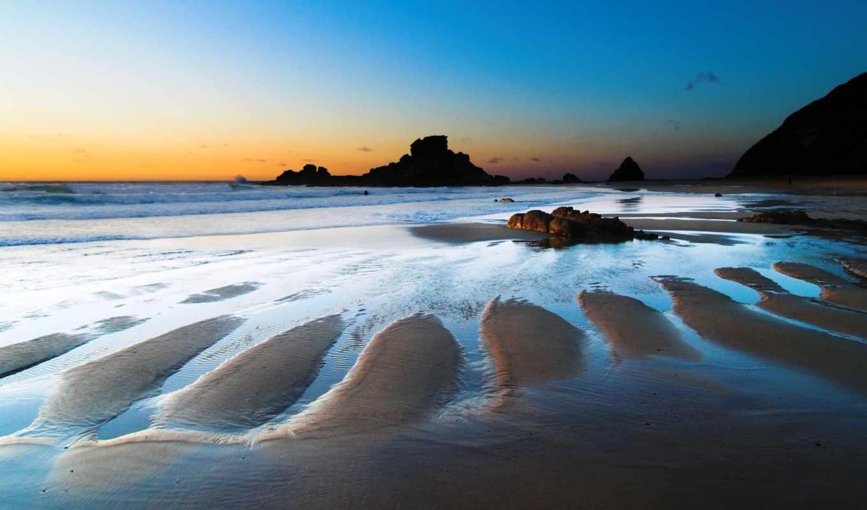 моря, more, морской, океаны, берег, priroda, пираты, карибского, время, заката, отлив,