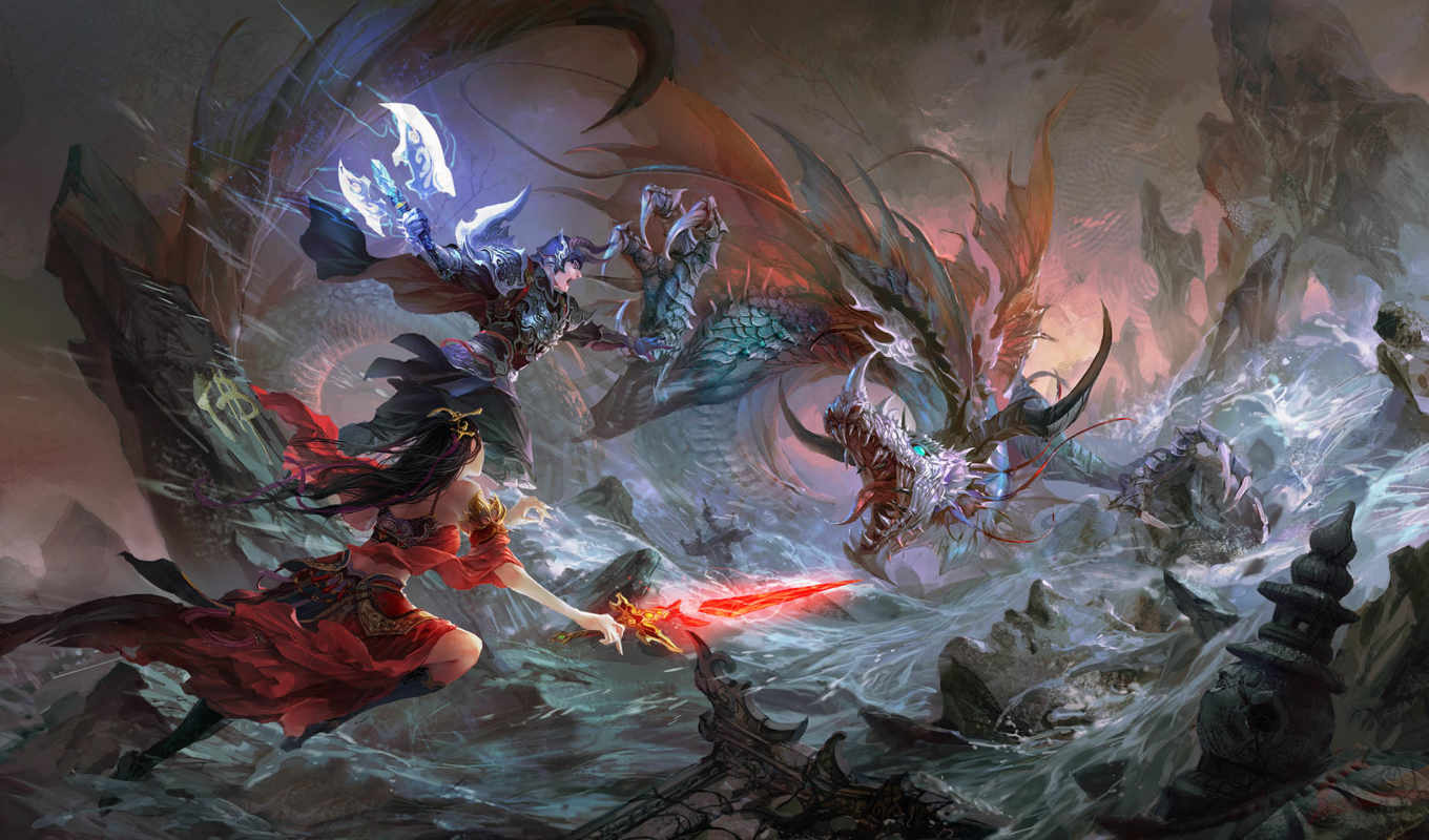 online, conquer, mmorpg, world, game, free, play,