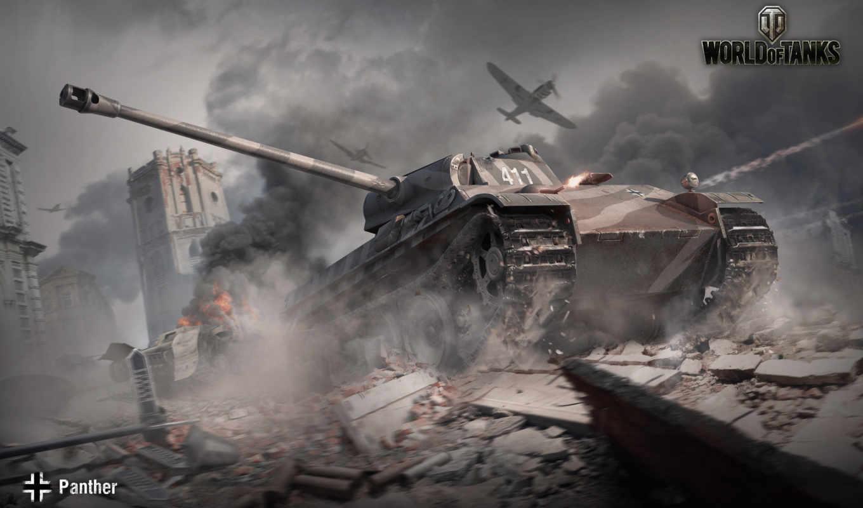 panther, tanks, world, wot, танк, танки, картинка, wowp,