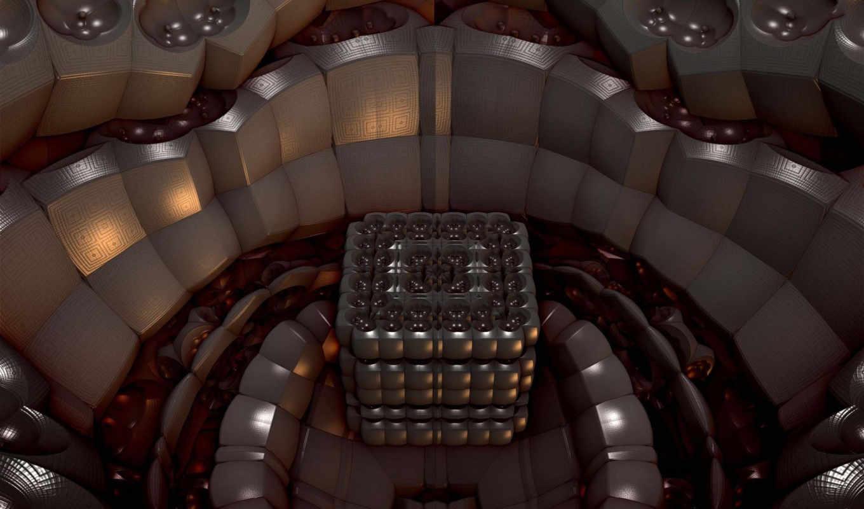 fractal, сборник, cube,