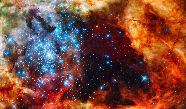 космос, звезды,