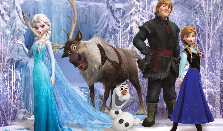 , frozen, elsa, anna, olaf