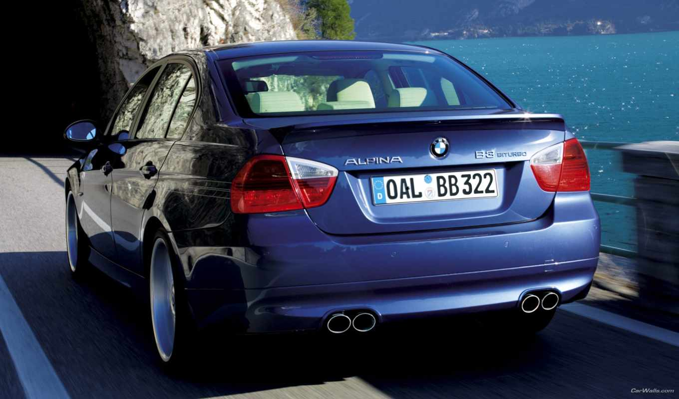 alpina, bmw, turbo,