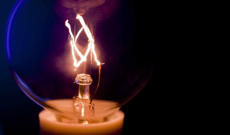 макро, свет, лампа, картинка, код,