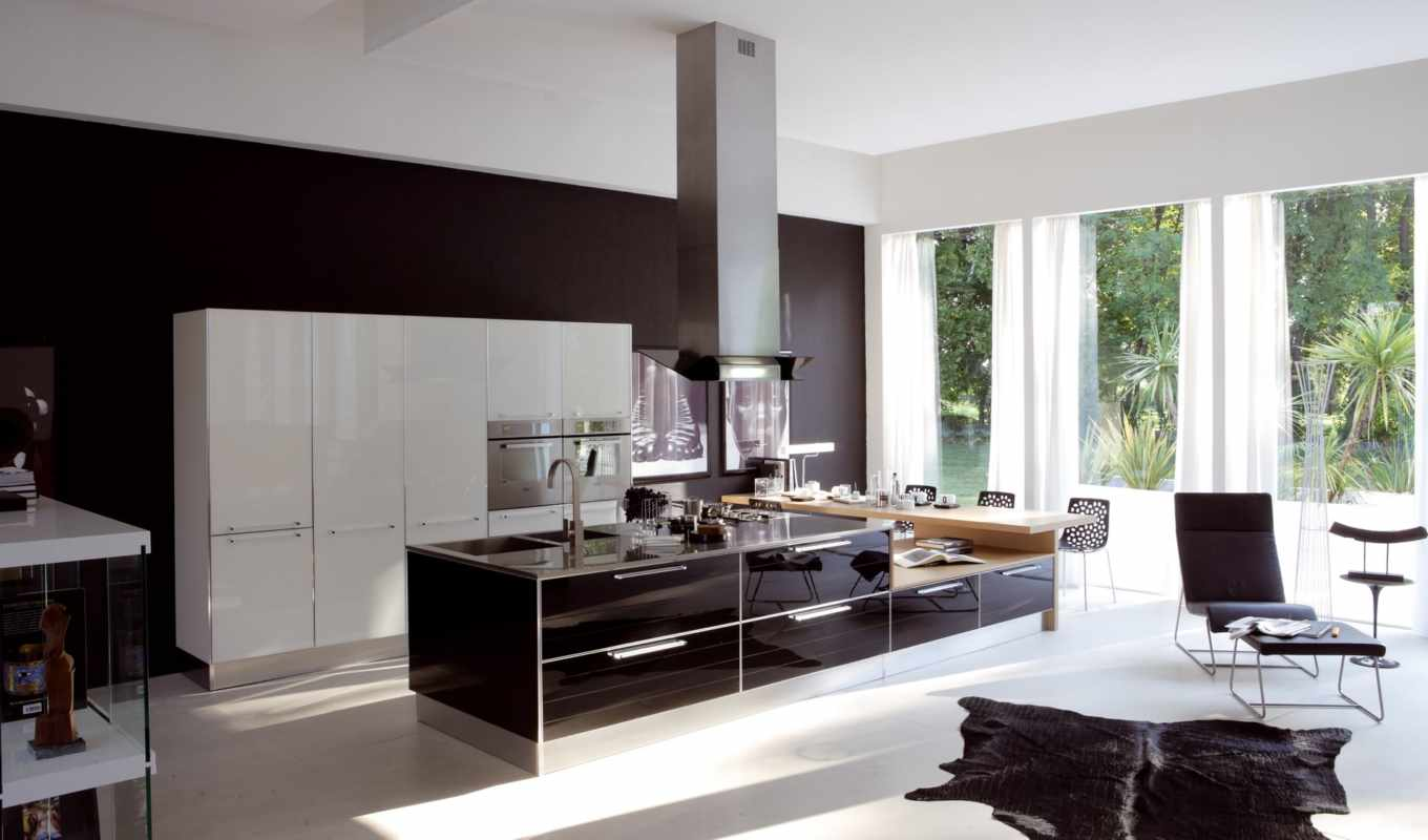 pantalla, design, kitchen, italian, interior,
