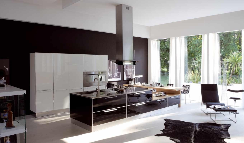 pantalla, design, kitchen, italian, interior,