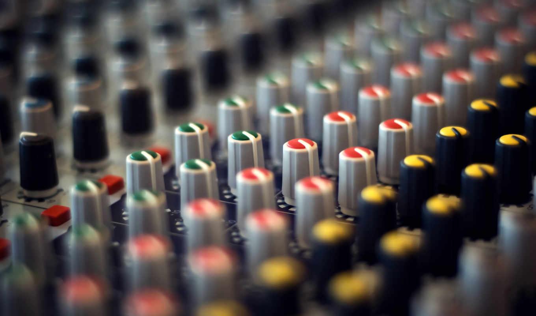 микшер, muzyka, soundboard, выгдин,