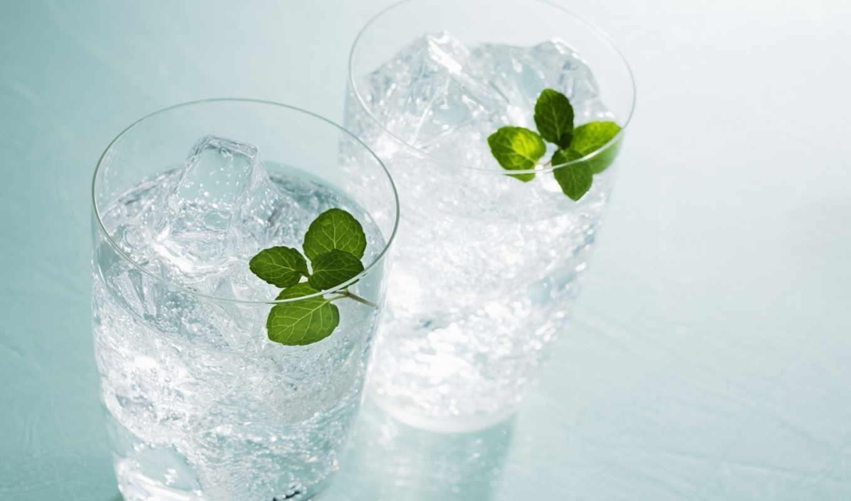 water, glass, столов, холод,