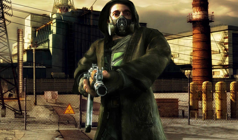 chernobyl, shadow, stalker, чернобыля, игры,