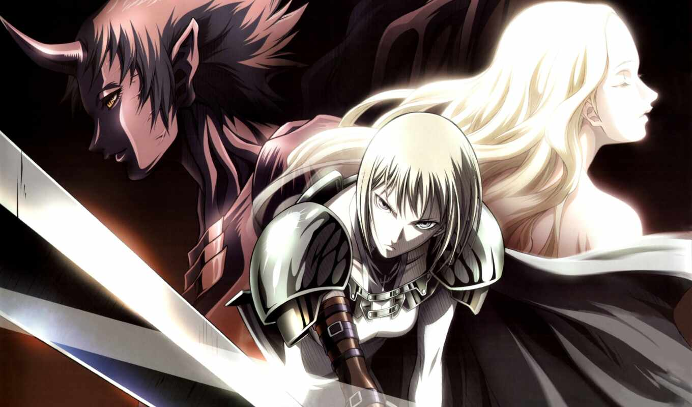 claymore, fantasy, high,