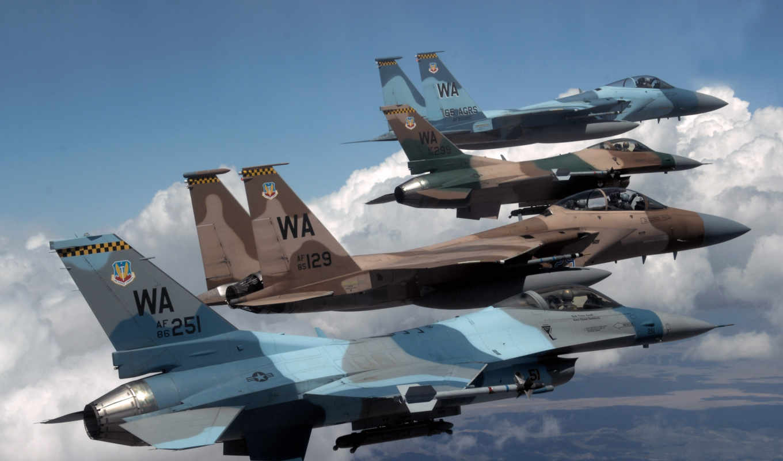 fighter, dynamics, general, aggressor, истребители,