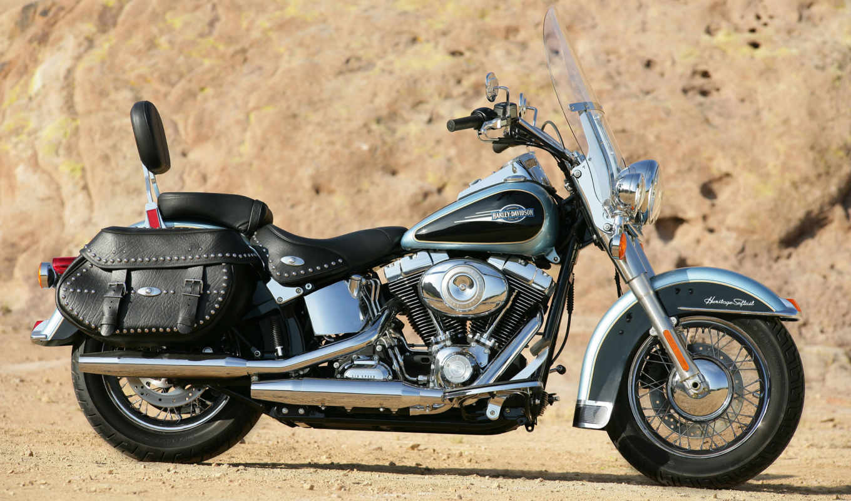 harley, davidson, softail, moto, heritage, bmw, zoomview, classic, flstc,