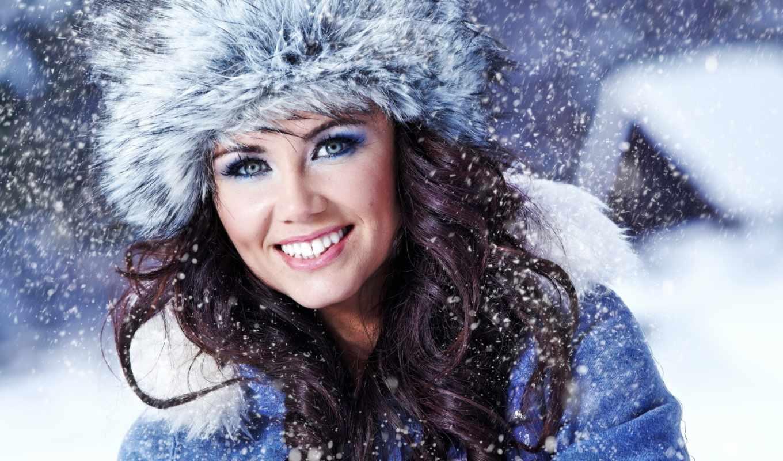 winter, девушка, девушки,