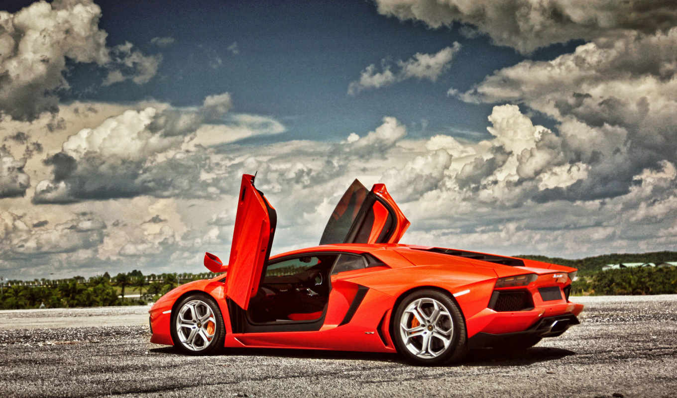 lamborghini, aventador, ламборгини, lp, авентадор, ламборджини, wallpapers,