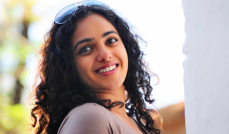 актриса, indian, south, menon, nithya, bollywood,