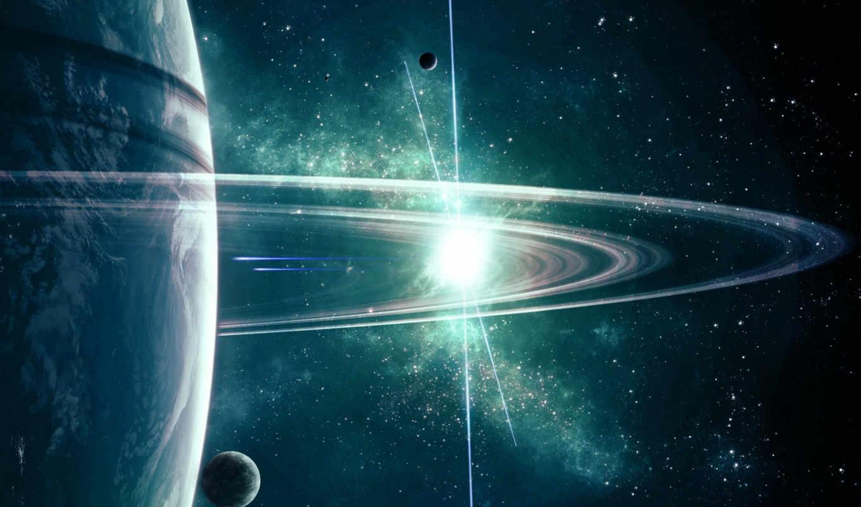 космос, звезды, planet,