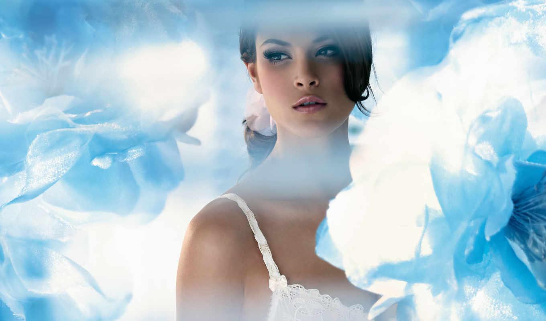 девушка, глаза, размытость, vol, music, djmcbit, exclusive, jenna, модель, pietersen, девушки, красавица, цветы,