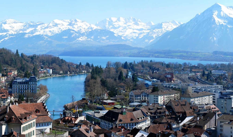 швейцария, берн, города,