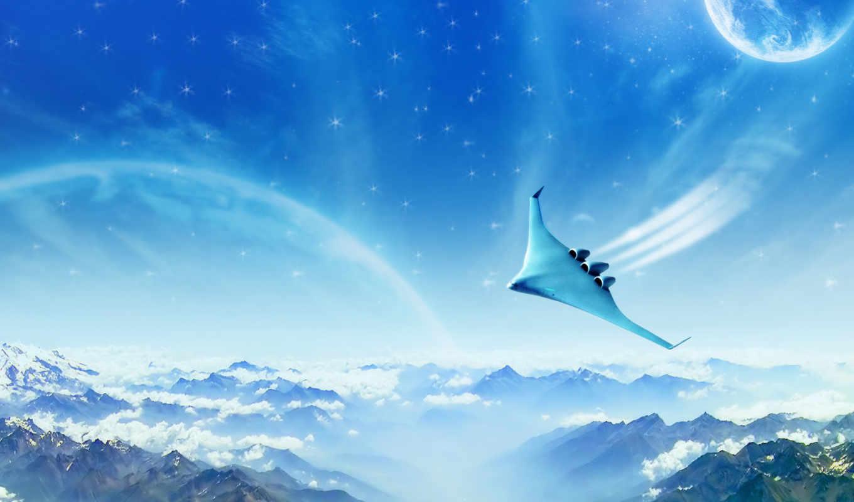 будущего, самолеты, самолёт, вселенной, будущее, будущем,