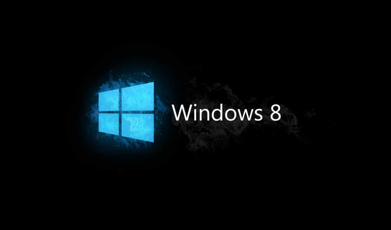 windows 8, blue