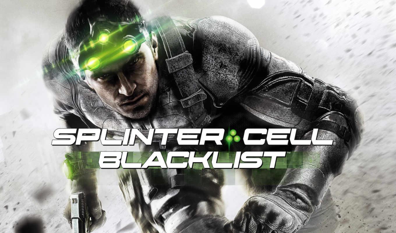 клеточка, splinter, blacklist, uplay, tom, clancy, game,