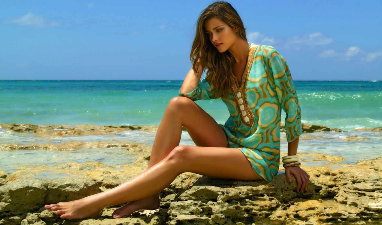 пляж, девушка, ana, girls, беатрис, barros, туники, бразильская, компании,