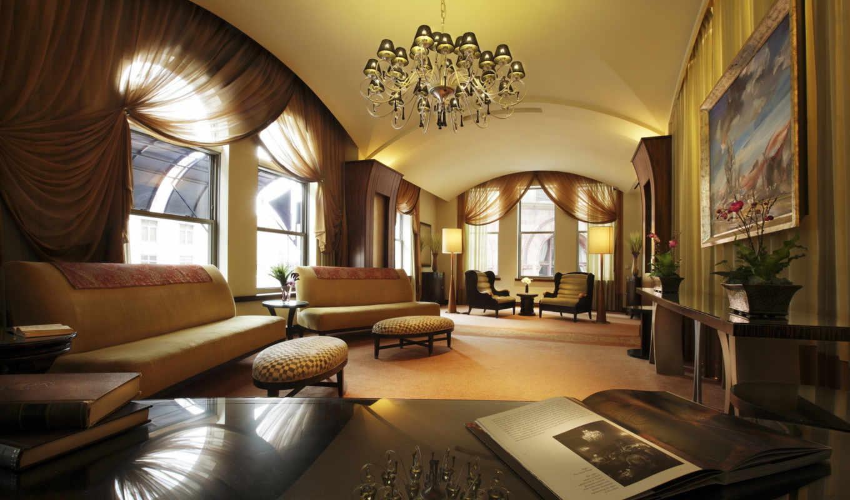 интерьер, комната, дизайн, диваны, книга,