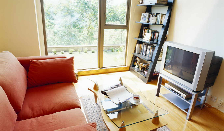 квартире, окна, design, гостиной, dome, lounge,