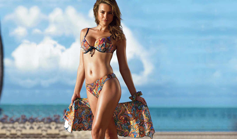 devushki, бикини, пляж, девушка, рисунок, фото, красивая, картинка, mello, fernanda,