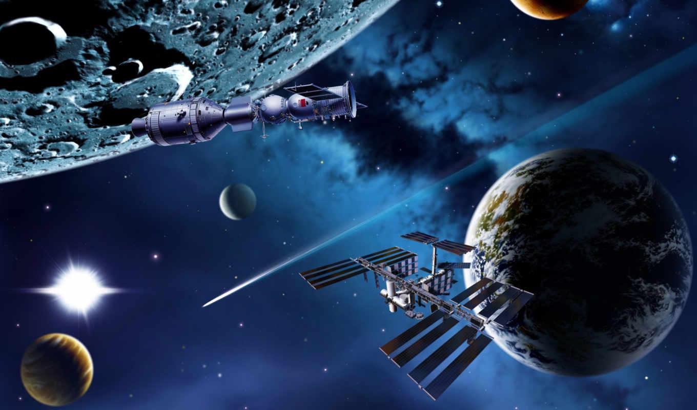 science, cosmos, stars, космические, пейзажи -, культура,