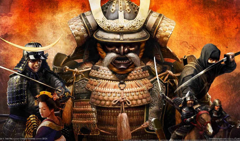 игры, total, war, shogun, игр, разделе,