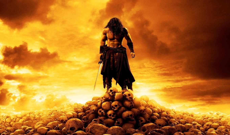conan, barbarian,