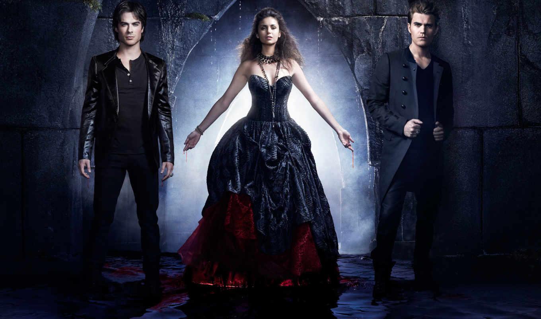 сериалы, серия, payload, дневники, вампира, сезона, февр, season, сериалов,