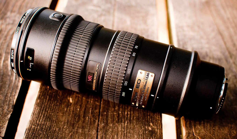 lens, camera