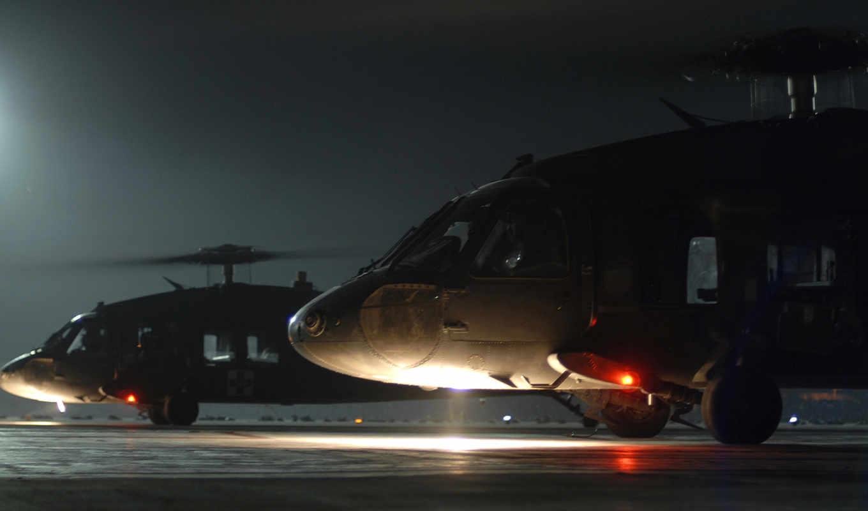 вертолет, лопасти, ми, авиация,