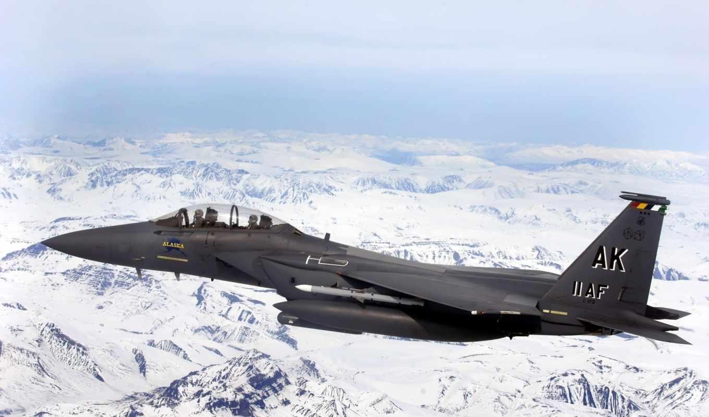 авиация, орлан, истребители, самолёт, mcdonnell, douglas, военных,