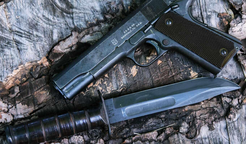 оружие, пистолет, instrument, colt, firearm