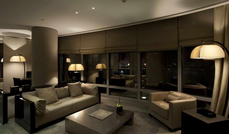 дизайн, кресло, интерьер, квартира, стиль, комната, dubai, armani, hotel, кожаные, тёмные, картинка, диван,
