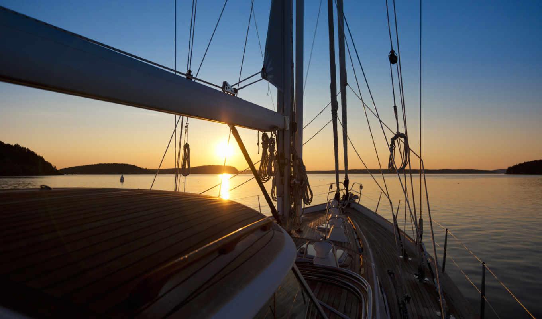 яхта, спорт, море, закат, картинка, flota, windows, tarifas, runme, код,