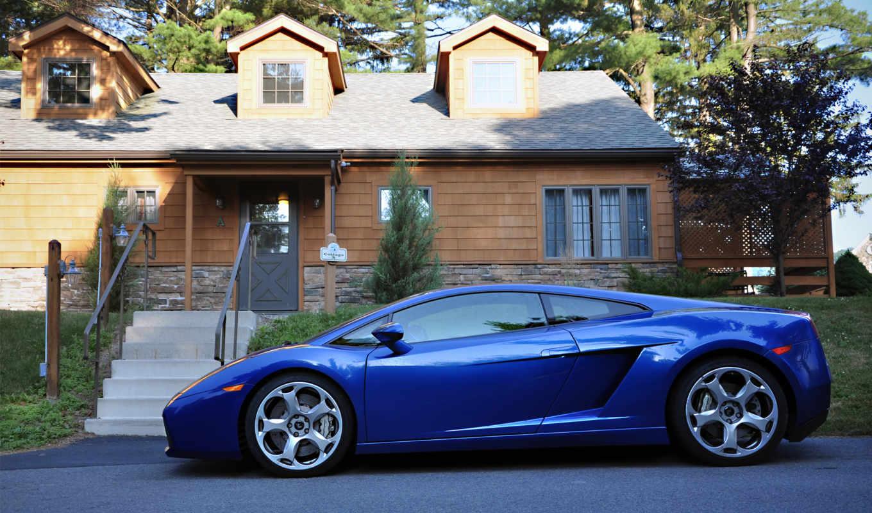 lamborghini, автомобили, ламборгини, ламборджини, диски, галардо, синяя,