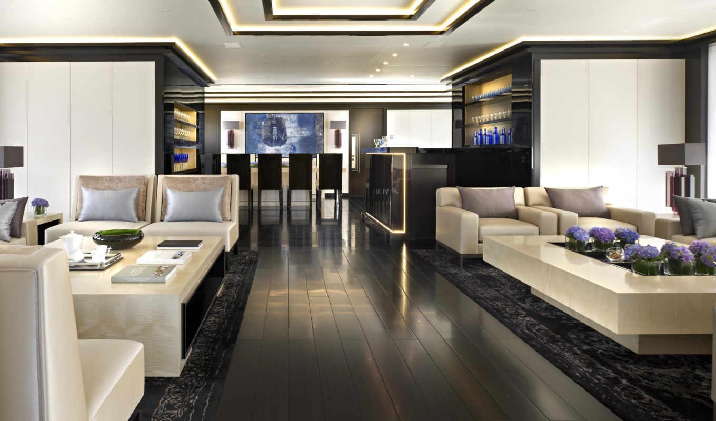 яхта, интерьер, luxury, design, home, more, yachts, комната, superyacht,